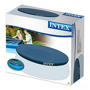 Тент - чохол для надувного басейну Intex 28026, 396 см, (Оригінал)