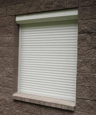 Наружные роллеты на окна Classik под заказ