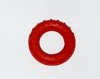 Эспандер кистевой резиновый с шипами Детский (усилие 15 кг)