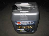 Масло индустриальное И-40 (Канистра 20л) <ДК>
