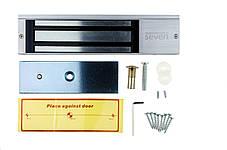 Комплект контролю доступу з магнітним замком для важкої металевої двері SEVEN KA-7801, фото 3