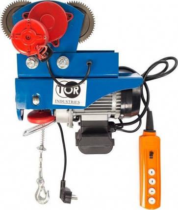 Таль електрична пересувна TOR РА 500/1000, фото 2