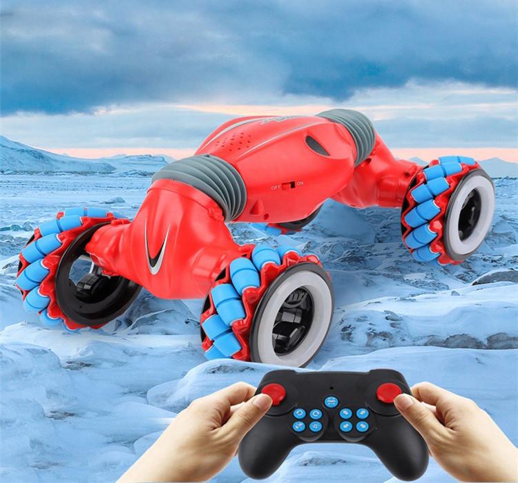 Трюковый детский вездеход Drift King,аккумулятор 7,4 V, подсветка колес, музыка