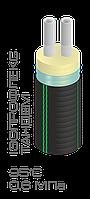 Ізольовані труби Изопрофлекс ТАНДЕМ 25х25/90 0,6 Мпа
