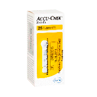 Ланцеты Accu-Chek Softclix 25 шт
