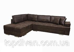 "Угловой диван ""Принстон"". (ткань 4 ) Габариты: 2,95 х 2,10  Спальное место: 2,00 х 1,60"