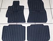 Комплект резиновых ковриков для Subaru Outback