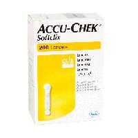 Ланцеты Accu-Chek Softclix 200шт
