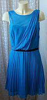 Платье женское легкое летнее коктейльное мини бренд Limited р.46 5051, фото 1