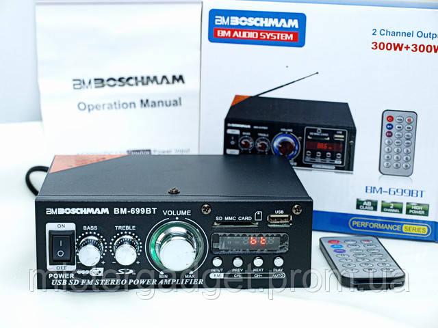 підсилювач BM-699BT