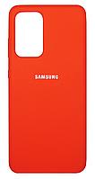 Силикон SA A525 orange Silicone Case