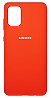 Силікон SA A715 orange Silicone Case