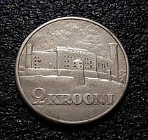 2 крони 1930 Естонія Замок Тоомпеа в Талліні