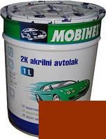 """Автокраска 165 """"Корида"""" акриловая Helios Mobihel 0,75л без отвердителя"""