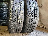 Зимние шины бу 215/65 R16 Continental