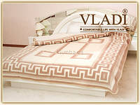 Одеяло Vladi Греция, 200х220 см, 100% шерсть, Украина