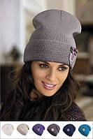 Красивая молодежная шапка от Kamea - KELI.