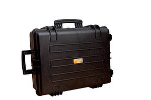 Жесткие кейсы, Heavy duty rigid case on wheels, Bahco, 4750RCHDW02