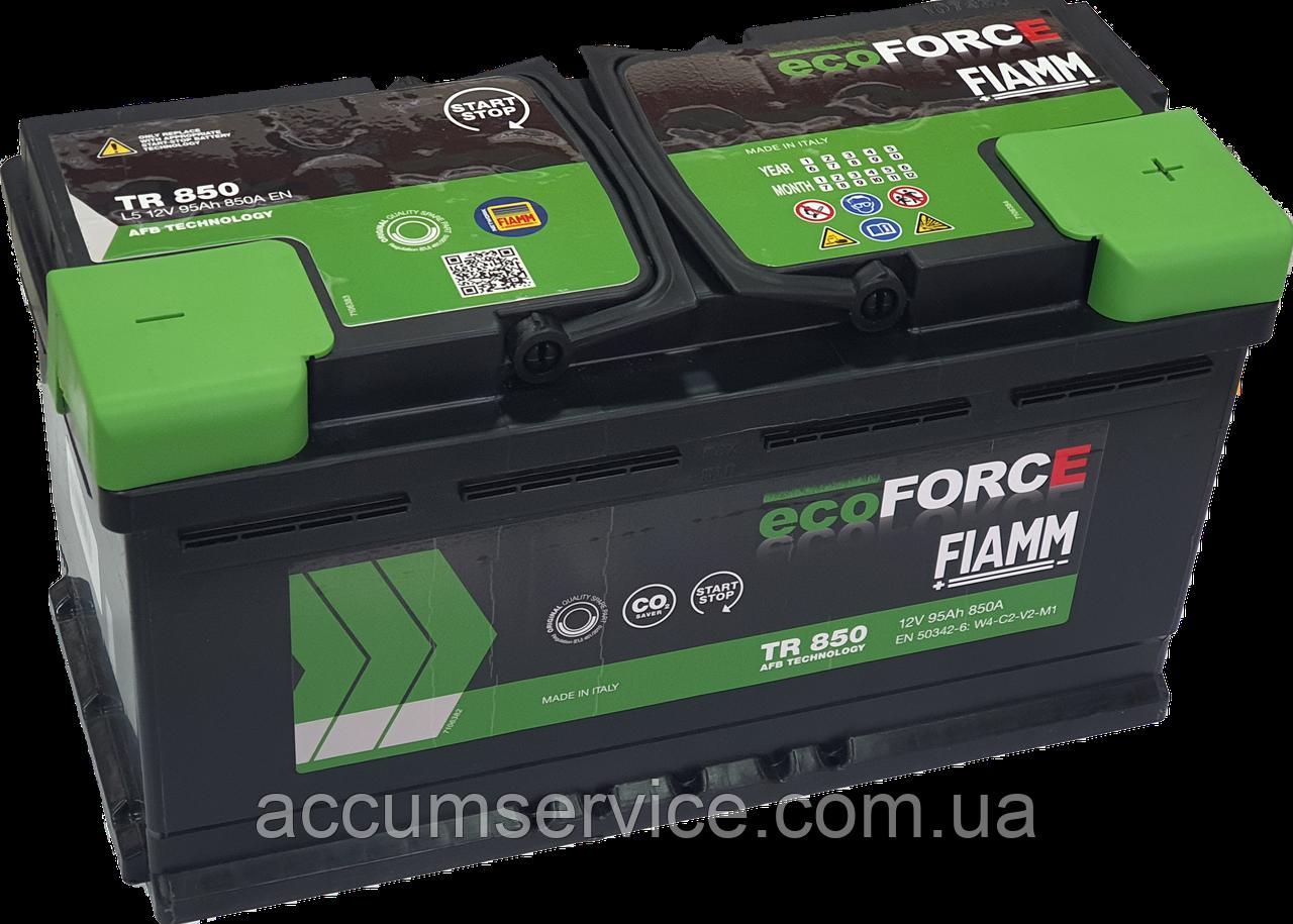 Акумулятор FIAMM ECOFORCE TR850 L5 AFB EK4