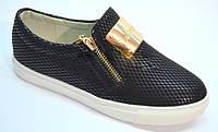 Туфли-мокасины для девочки новинка р 30-36