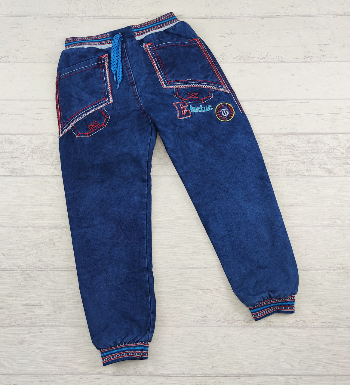 Дитячі джинси для хлопчиків 3,4,5,6,7 років МАХРА