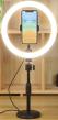 Штатив зі світлодіодним кільцем Sirius TY-2062
