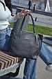 """Стильная сумка """"Ashley New"""" - 11 - BLACK  - цвет черный, фото 3"""