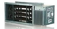 Электронагреватели канальные прямоугольные НК 400*200-9,0-3У, Вентс, Украина