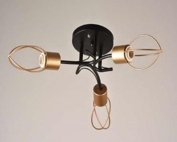 Люстра Sirius Л 1388/3 в стилі лофт на 3 плафони
