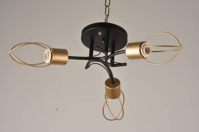 Люстра Sirius Л 1388/3 в стилі лофт на 3 плафони, фото 2