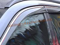 Ветровики на Mitsubishi Outlander 2014+