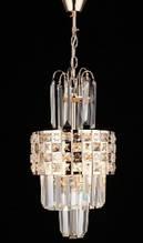 Люстра хрустальная Sirius B E1800 / 3 на 3 лампочки