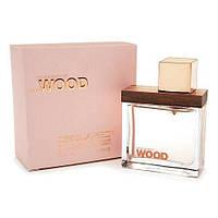 Женская парфюмированная вода Dsquared2 She Wood 100ml