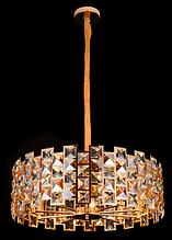 Люстра хрустальная Sirius Ш 89016/8 на 8 лампочек
