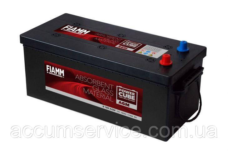 Акумулятор FIAMM B180 AGM POWERCUBE