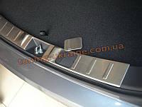 Накладка в багажник внутренняя Mitsubishi Outlander 2014+