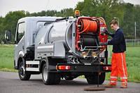 Каналопромывочная машина Rom SmartCombi 1500 литров