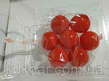 Желатинові кульки для прткрашання тортів Коралові(7шт)