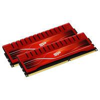 Модуль памяти для компьютера DDR3 8GB (2x4GB) 1600 MHz X-Power Silicon Power (SP008GXLYU16ANDA)