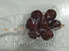 Желатинові кульки для прткрашання тортів Шоколад (7шт)