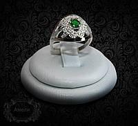 "Серебряное кольцо ""Амели"""