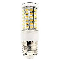 Светодиодная лампа E27 15W 220V 69pcs smd5730 Теплый белый