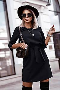 Платье MF203 Черное S