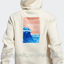 Худі з капюшоном adidas Dill Graphic (Унісекс) GR8733 2, фото 3