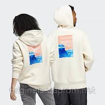 Худі з капюшоном adidas Dill Graphic (Унісекс) GR8733 2, фото 2
