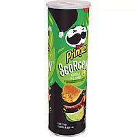 Чіпси Pringles Scorchin Hot Chili & Lime