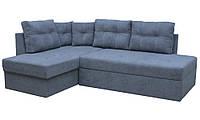 """Кутовий диван """"Сандро"""" (Donna 17) Габарити: 2,25 х 1,70 Спальне місце: 2,05 х 1,45, фото 1"""