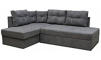 """Кутовий диван """"Сандро"""" (Donna 18) Габарити: 2,25 х 1,70 Спальне місце: 2,05 х 1,45, фото 1"""