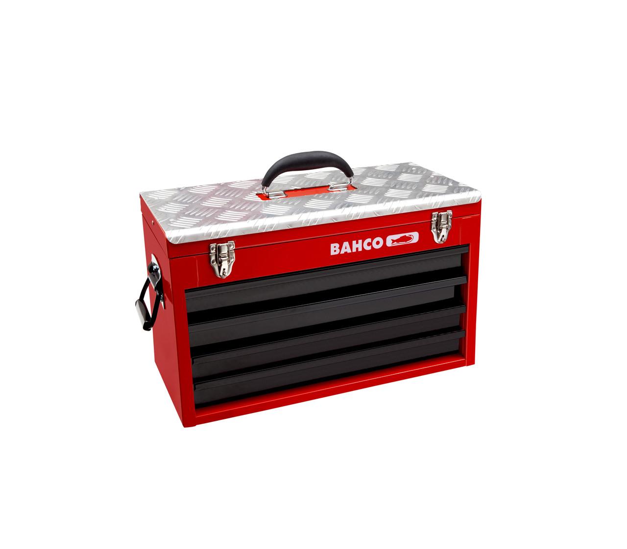 Ящик з висувними секціями, Bahco, 1483KHD4RB