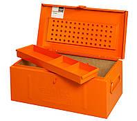 Металлические коробки, Mason box 690x360x310mm, Bahco, 1496MB3
